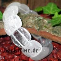 Bergkristall Armband Beatle