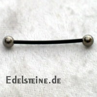 PTFE Piercing Stab Standard schwarz