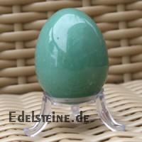 Aventurine egg semi-precious-stone