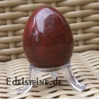 Red Jasper egg semi-precious-stone