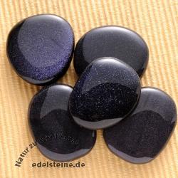 blaufluss seifenstein synth blauflu flacher trommelstein a edelsteine grosshandel. Black Bedroom Furniture Sets. Home Design Ideas