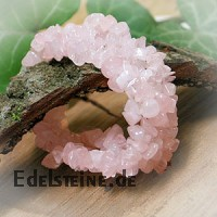 Rose Quartz Bracelet Polly