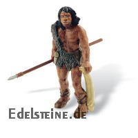Model of a Neanderthal 4