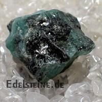 Emerald/Smaragd Rohstein