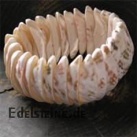 Muschel Armband 12 Armband aus Muschelperlen