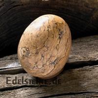 Landscape Jasper egg semi-precious-stone