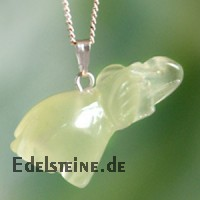 China Jade Elefant Edelstein Elephant