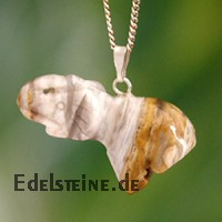 Petrified Wood Elefant