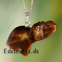 Tigers Eye Elefant