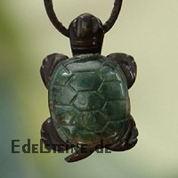 Onyx-Mossagate Turtle