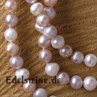Pearl necklet nature colourful