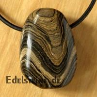 Stromatolith Stein-Anhänger
