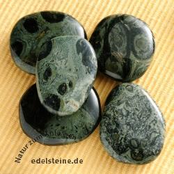 Eldarit (Nebulastein) Chakrastein 5 Stück