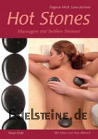 Book about HOT STONES MASSAGE
