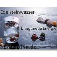 Wasseraufbereitung Edelsteinkarte 100 Stück