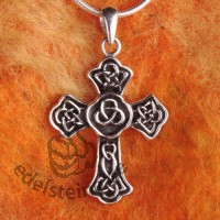 Silver Cross Pendant SIKRS