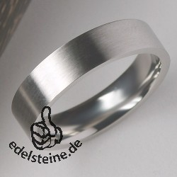 Stainless-Steel thin Ring ER106
