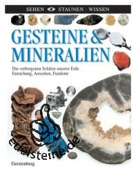 Buch Gesteine & Mineralien