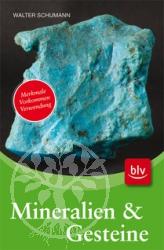 Buch: Mineralien, Gesteine