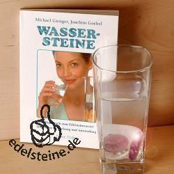 Buch: Wassersteine von Michael Gienger und Joachim Goebel