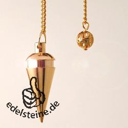 Pendulum goldencoloured 5