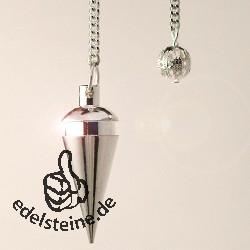 Pendulum silver coloured 5