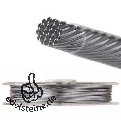 Schmuckdraht 0,60 mm, 19 Stränge