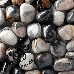 Picasso-Jasper Tumbled Stones 0,5 kg