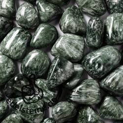 Serafinit (Klinochlor) Trommelstein AA 0,2kg
