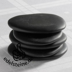 Hot Stones Massagesteine, Aufbauset 3