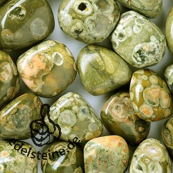 Rhyolite Tumbled Stone 30/40mm 0.25 kg