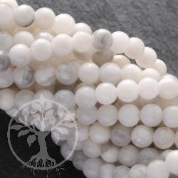 Magnesit Mini Perlen Kugel