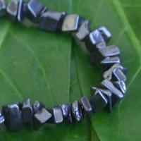 Kraft - Haematit Armband kleine Steine