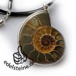 Ammoniten-Anhänger SIAM 30-35mm