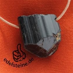 Turmaline black pendant.