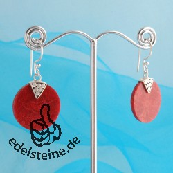 Coral Earrings 5