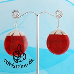 Coral Earrings 7