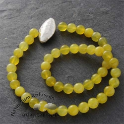 Korea Jade Perlen 8mm/40cm AA Koreajade Steinperlen