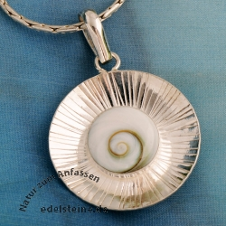 Shiva-Shell Cup pendant SHCAH01