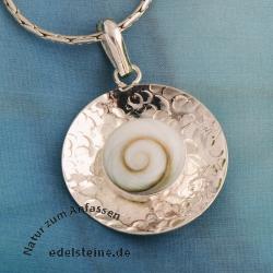 Shiva-Shell cap pendant SHCAH02
