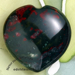 Heliotrope heart