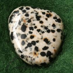 Dalmatiner Jaspis Seifenstein Chakrastein A