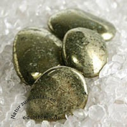 Gold Pyrite Handstone 5 Pieces