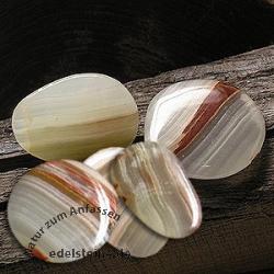 Onyx Marble Handstone 5 Pieces