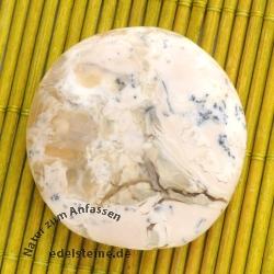 Dendriten Opal (Achat) Gelb Seifenstein