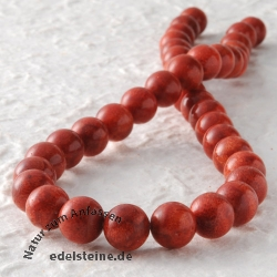 Gemstone-Beads, Coral, bead