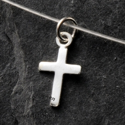 Silver cross pendant MINI