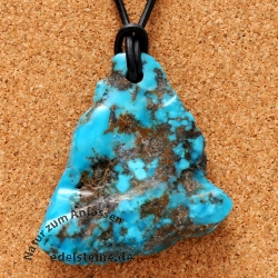 Turquoise Nugget A- Bright Quality