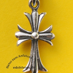Silver Cross Pendant SIKR16 BIG