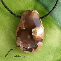 Amulet Stone Pendant 55